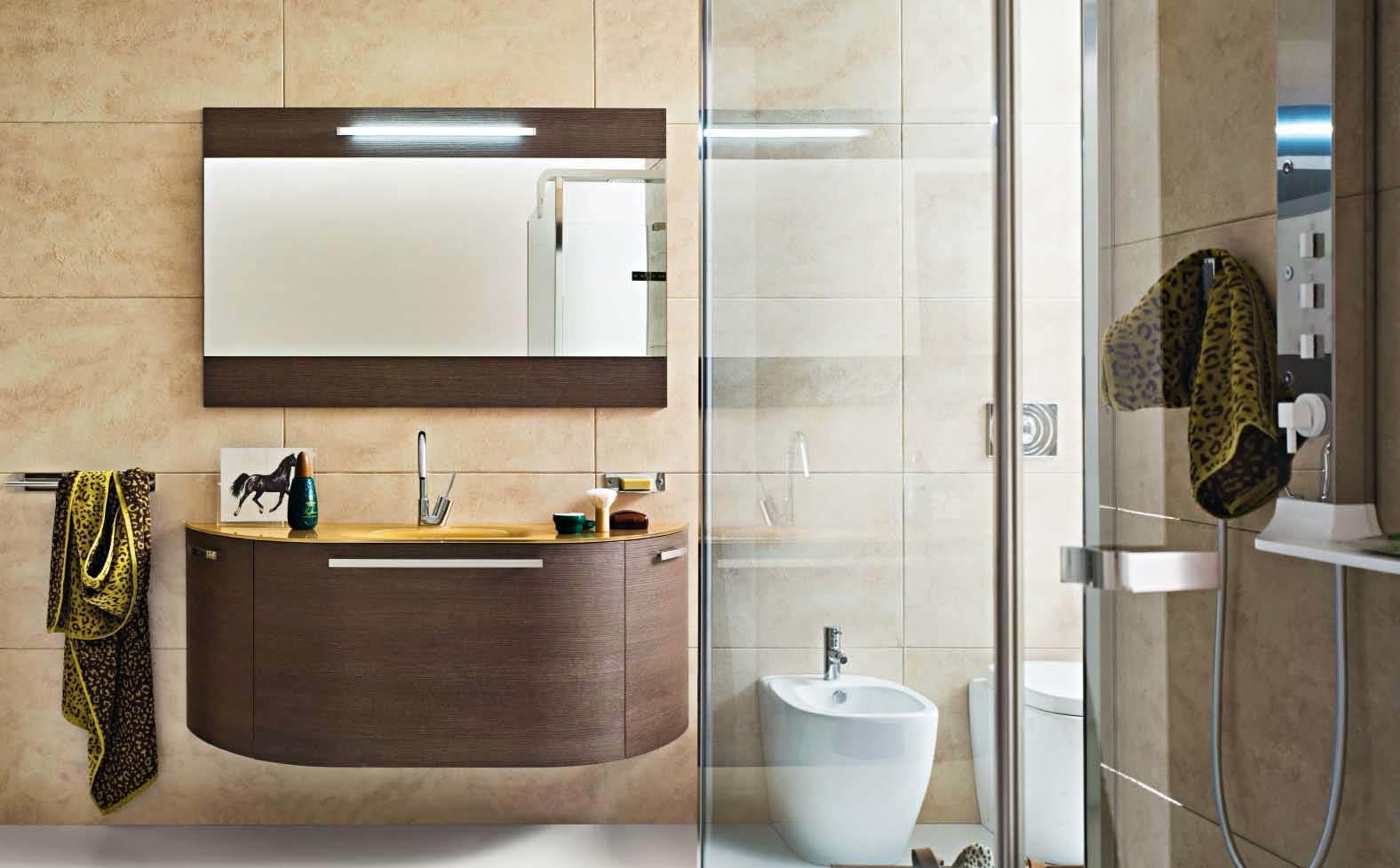 Escoger los muebles del cuarto de baño moderno - FORO DECORACIÓN