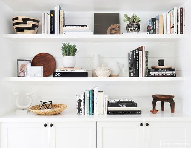 Cómo Decorar Un Estantería Con Libros Y Accesorios Foro Decoración