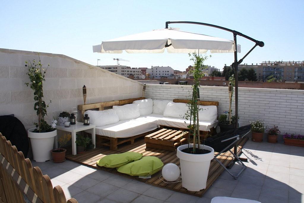 C mo decorar la terraza de tu tico foro decoraci n for Decoracion terrazas aticos