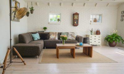 cómo decorar un salón cuadrado