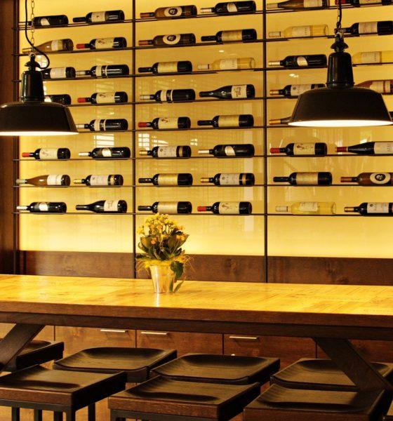 rincón para el vino